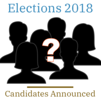 IASSW Elections 2018 - Announcement of Candidates
